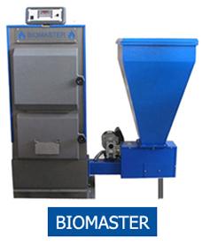 Комбинированный котел Biomaster